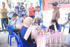 KONI pancing minat catur melalui jajal atlet muda