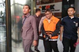 Tiga tersangka suap proyek BWS Bengkulu ditahan KPK