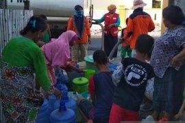 1.418 KK Bone Bolango alami krisis air bersih