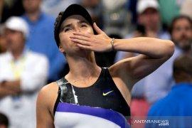 Elina Svitolina perempuan pertama maju semifinal
