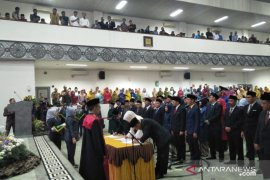 Unsur pimpinan DPRD Cianjur belum ditetapkan