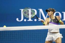 Juara bertahan Osaka tersingkir di US Open