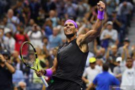 Nadal maju ke perempat final Paris Masters
