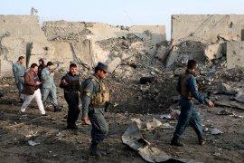 Kabul diguncang ledakan  kuat