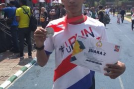 Mahasiswa Polbangtan raih prestasi lari estafet