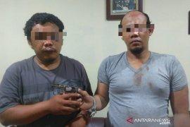 Dua polisi gadungan pelaku pemerasan ditangkap