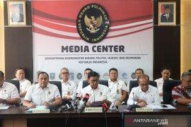 Wiranto: Panglima TNI dan Kapolri berkantor sementara di Papua