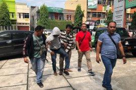 Polisi Langkat tembak tersangka pembawa narkotika sabu-sabu
