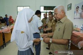 Plt Bupati Asahan berharap pemilih pemula gunakan hak pilih pada 2020