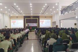 Kepala BPPSDMP beri kuliah umum mahasiswa Polbangtan Medan