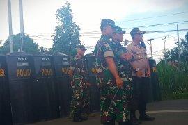 Papua Terkini - Massa berhasil dilokalisir, situasi Manokwari kondusif