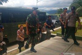 Papua Terkini - Kendaraan pengamanan dikirim ke Papua Barat