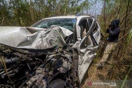 Kendaraan Korban Kecelakaan Beruntun