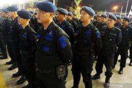Penambahan Personil Brimob ke Papua