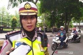 Kondisi terkini arus lalu lintas Medan-Berastagi setelah longsor