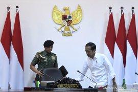 Presiden Jokowi janji 9 juta sertifikat tanah tuntas tahun 2019