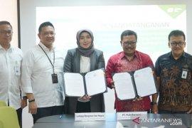 LMAN-PT PLN tandatangani perjanjian kerja sama operasional pemanfaatan aset eks Kilang LNG Arun