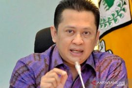DPR terima surat Presiden revisi UU KPK