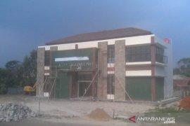Gedung Pelayanan Haji dan Umroh Kemenag Pandeglang segera diresmikan