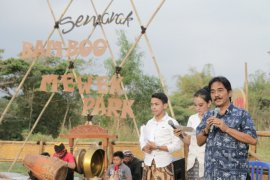 "Mahasiswa UMM ""sulap"" Bamboo Mewek Park jadi destinasi wisata baru"