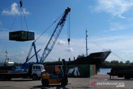 Impor Bangka Belitung turun 57,32 persen