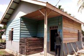 Pemerintah bangun 50 rumah untuk warga Mukomuko