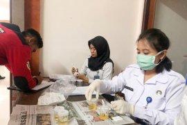 60 personel Damkar Badung jalani tes narkoba