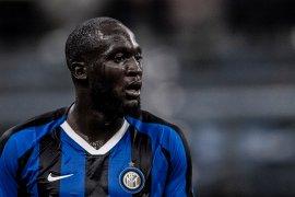 Penyerang timnas Belgia Romelu Lukaku diizinkan gabung Inter lebih cepat