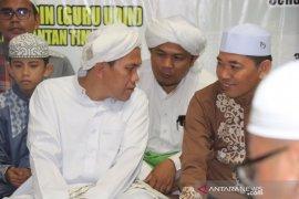 Ribuan warga Daha hadiri Tabligh Akbar Guru Udin