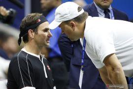 Federer pimpin 5-3 setelah tekuk Kyrgios
