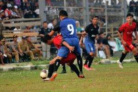 Andalas FC juara Turnamen Sepak Bola Nawin Cup VII