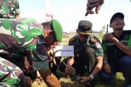 Dandim 0103 Aceh Utara ajak masyarakat lakukan penghijauan