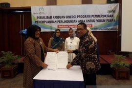 Puspa Aceh dan FDK UIN Ar-Raniry jalin kerjasama perlindungan anak