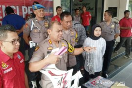 """Tersangka pencabulan terekam """"CCTV"""" di Bogor sempat modifikasi motor"""