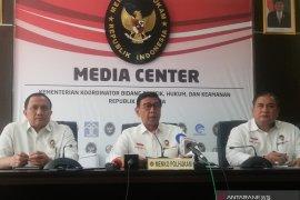 Wiranto: Warga asing tak dilarang ke Papua, tetapi dibatasi