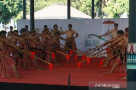 Tarian ciptaan HB I akan hadir di Festival Keraton Nusantara