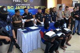 Peredaran 7 kilogram ganja di Jatim digagalkan BNN dan Bea Cukai