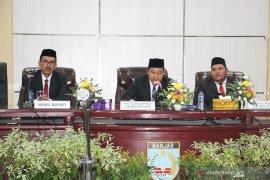 Wabup minta eksekutif - legislatif saling sinergi