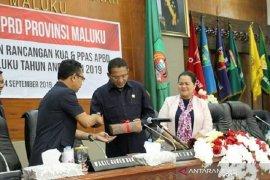 Wagub  ; target pendapatan daerah Maluku turun Rp30,26 miliar