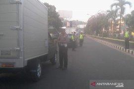 Ratusan kendaraan ditilang pada Operasi Patuh Kalimaya di Pandeglang