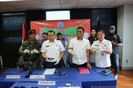 5 oknum TNI terjaring operasi gabungan BNNP DKI