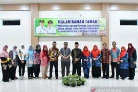Pemkab HSS sambut kedatangan Tim Penilai Asman Toga