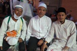 Jamaah Haji asal Labusel tiba di tanah air Sabtu