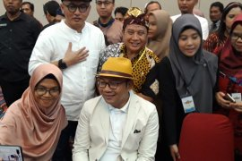 Kepala daerah di Indonesia kagum sejarah masa lampau Ternate