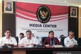 Wiranto jelaskan konspirasi Benny Wenda