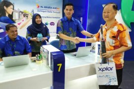 XL Axiata beri layanan dan penawaran khusus di Hari Pelayanan Nasional di Medan