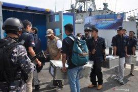 Usai mengelilingi enam pulau 3T akhirnya tim ekspedisi BI tiba di Belawan