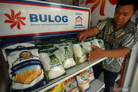 Antisipasi kenaikan harga beras selama kemarau, Bulog gelar OP