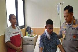 Cerita polisi terkena panah di leher dalam kerusuhan di Papua