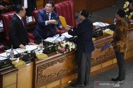 Pembahasan revisi UU KPK,  Jokowi bisa bisa menolaknya